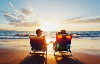Happy Retired Couple-min